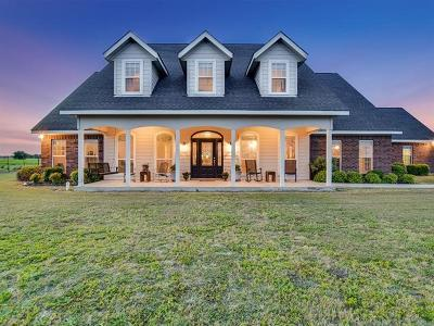 Single Family Home For Sale: 8919 N Fm 486