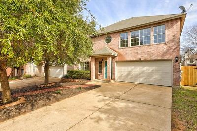 Austin Single Family Home For Sale: 11321 Blairview Ln