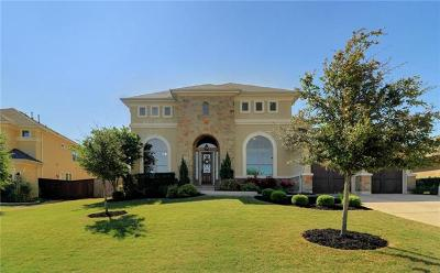 Leander Single Family Home For Sale: 2000 Long Bow Dr
