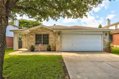 Leander Single Family Home For Sale: 304 Stanford Dr