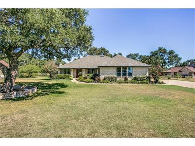 Buda, Kyle Single Family Home For Sale: 300 Clark Cv