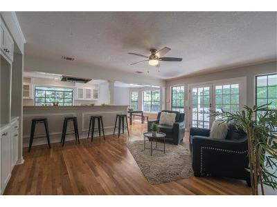 Travis County Single Family Home Pending - Taking Backups: 8002 El Dorado Dr