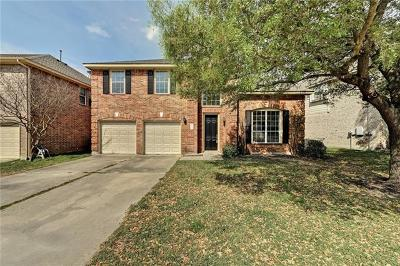 Pflugerville Single Family Home For Sale: 2213 Speidel Dr