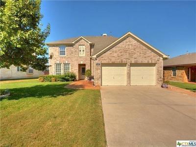 Kyle Single Family Home For Sale: 1209 Four Seasons Farm Dr