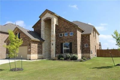 Pflugerville Single Family Home For Sale: 4116 Godwit Dr