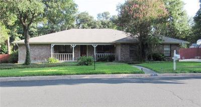 Austin Single Family Home For Sale: 3611 Capistrano Trl SW
