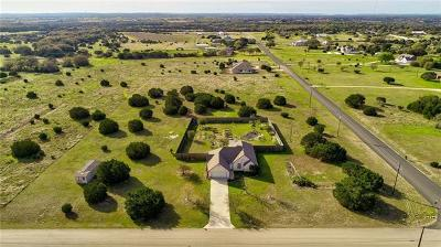 Leander Single Family Home For Sale: 2175 County Road 280