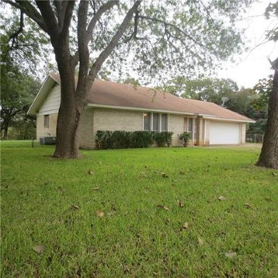 Hays County, Travis County, Williamson County Single Family Home Pending - Taking Backups: 12603 Topper Ln