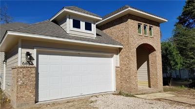Austin TX Single Family Home For Sale: $825,000