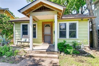 Single Family Home Pending - Taking Backups: 923 E 50th St