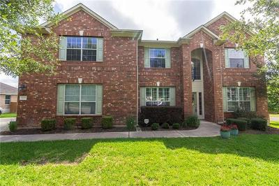 Hays County, Travis County, Williamson County Single Family Home For Sale: 12421 Gun Metal Dr