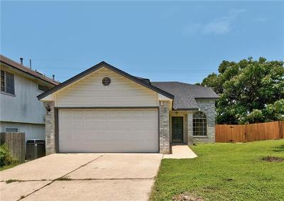 Hays County, Travis County, Williamson County Single Family Home For Sale: 500 Shep St