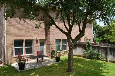 Georgetown Condo/Townhouse For Sale: 1409 Bergin Ct #B