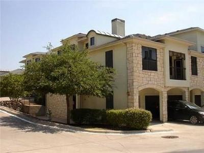 Austin Condo/Townhouse For Sale: 7701 Rialto Blvd #1124