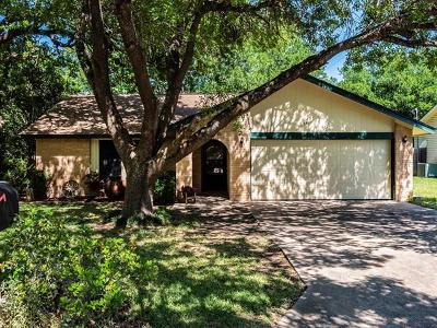 Cedar Park Single Family Home For Sale: 3301 Valley Pike Rd