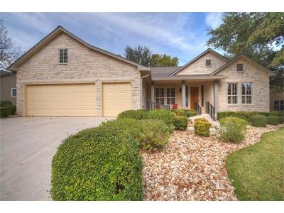 Georgetown Single Family Home For Sale: 119 Lariat Dr