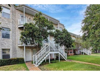 Austin Condo/Townhouse For Sale: 3400 Speedway #308