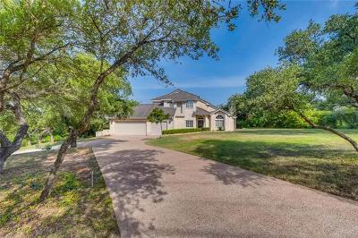 Hays County, Travis County, Williamson County Single Family Home For Sale: 400 Canyon Rim Dr