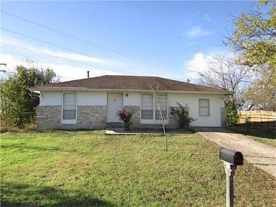 Single Family Home For Sale: 10502 Ponder Ln