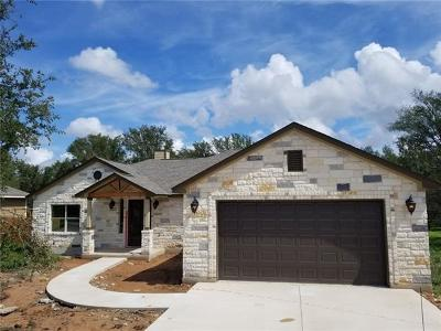 Bastrop County Single Family Home For Sale: 109 Pohakuloa Dr