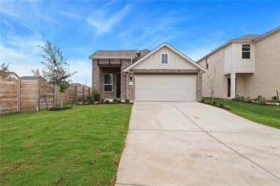 Pflugerville Single Family Home For Sale: 17329 Alturas Ave