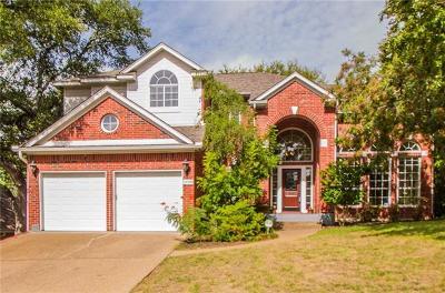 Austin Single Family Home For Sale: 10700 McFarlie Cv