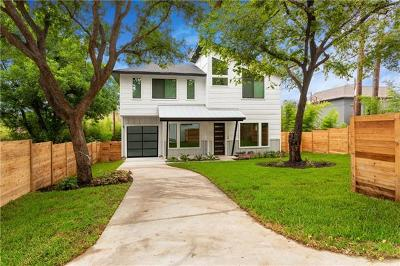 Austin TX Single Family Home Coming Soon: $649,000