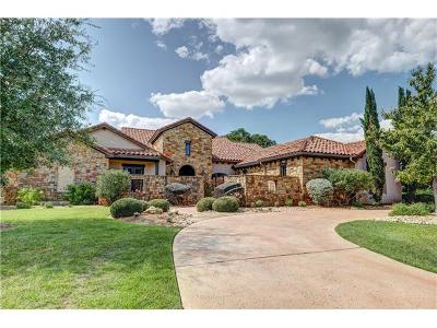 Williamson County Single Family Home For Sale: 201 Birdstone Ln
