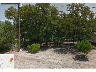 Austin Residential Lots & Land For Sale: 10307 Wommack Rd