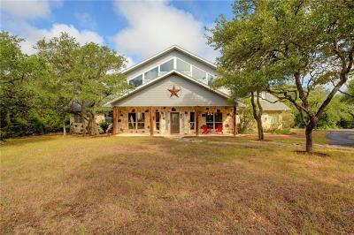Wimberley Single Family Home For Sale: 200 Frontier Trl