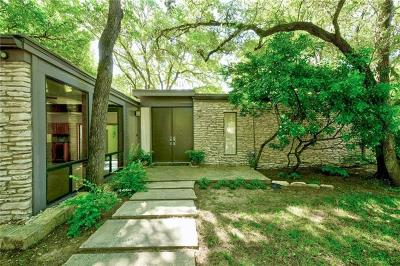Travis County Single Family Home For Sale: 407 Ridgewood Rd
