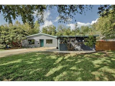 Austin Single Family Home For Sale: 5610 Delwood Dr