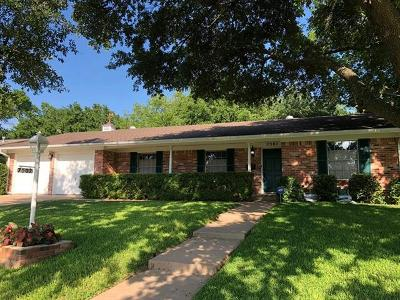 Austin Single Family Home For Sale: 7507 Greenhaven Dr