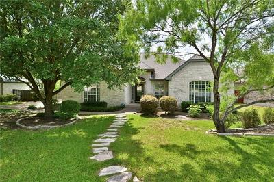 Hays County, Travis County, Williamson County Single Family Home For Sale: 11304 County Down Dr
