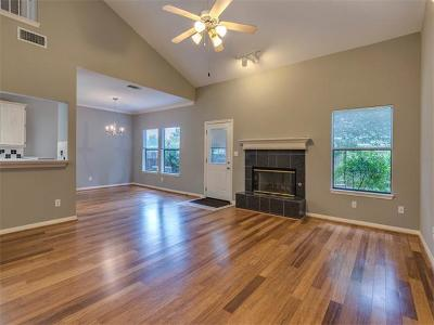 Travis County Condo/Townhouse Pending - Taking Backups: 12212 Brigadoon Townhomes Ln #106