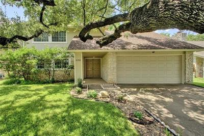 Travis County, Williamson County Single Family Home For Sale: 11321 D K Ranch Rd