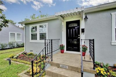Austin Single Family Home For Sale: 4806 Ramsey Ave