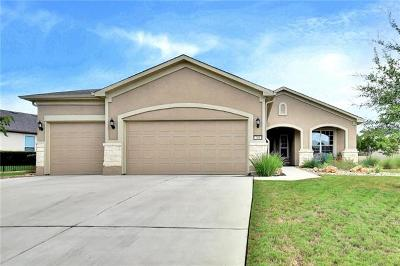 Single Family Home Pending: 204 Hills Of Texas Trl