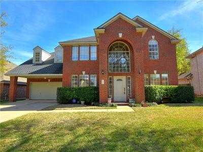 Austin Single Family Home For Sale: 12709 Machete Trl