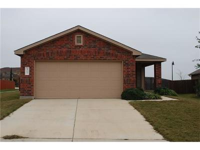 Buda TX Single Family Home Pending: $176,400