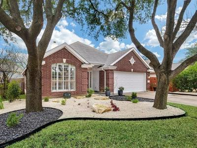 Round Rock Single Family Home For Sale: 16923 Dorman Dr
