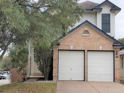 Pflugerville Rental For Rent: 17600 Loch Linnhe Loop