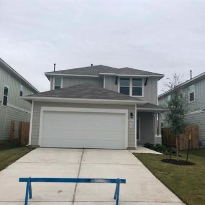 Single Family Home For Sale: 10301 Bankhead