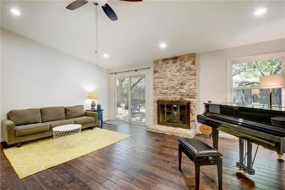 Austin Single Family Home For Sale: 3401 Clarksburg Dr