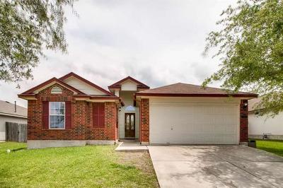 Kyle Single Family Home For Sale: 123 Discovery