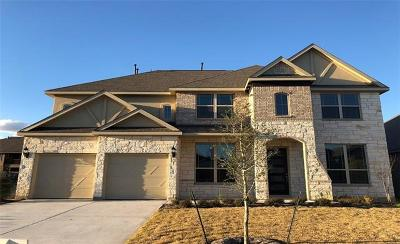 Pflugerville Single Family Home For Sale: 3712 Del Payne Ln