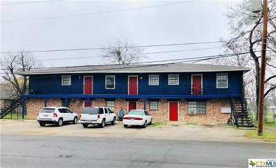Lampasas Commercial For Sale: 705 S Broad St