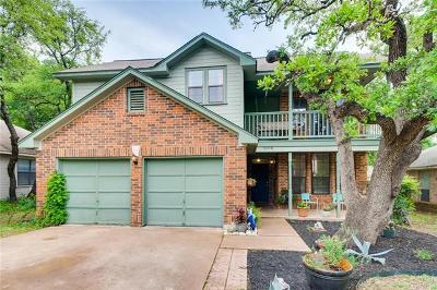 Leander Single Family Home For Sale: 1508 River Oak Dr