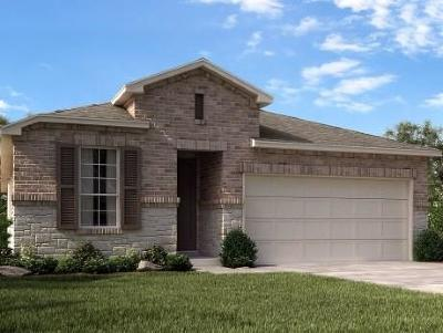 Leander Single Family Home For Sale: 1628 Dubiel Dr