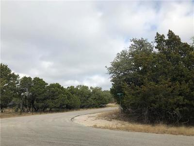Lago Vista Residential Lots & Land For Sale: 21110 Needles Cv